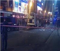 إصابة 14 في انفجار حافلة ركاب بمدينة فورونيج الروسية | فيديو