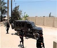 القبض على الهاربين من الأحكام القضائية في حملة تفتيشية بأسوان