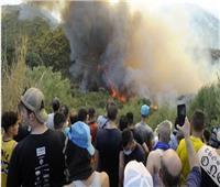 ارتفاع عدد قتلى حرائق الجزائر.. ورجال الإطفاء يكافحون آخر البؤر المشتعلة
