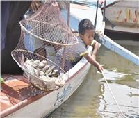 نهر النيل .. مصدر الرزق والسعادة