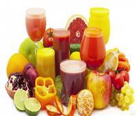 العصائر والفاكهة.. علاج رباني في مواجهة موجات الحر