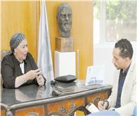 الفن التشكيلى يزين العاصمة الإدارية وميادين مصر