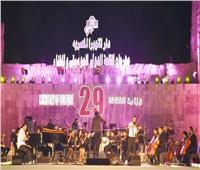 تفاصيل إطلاق فعاليات الدورة 29 من مهرجان القلعة الدولي للموسيقى والغناء