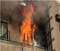 حريق يلتهم محتويات شقة سكنية في قنا