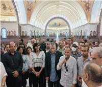 وزيرة الهجرة تتفقد كنيسة «كاتدرائية السيد المسيح» بالعاصمة الإدارية