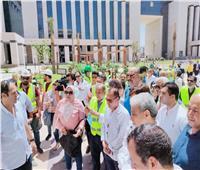 المصريون بالخارج يتفقدون مقر وزارة الهجرة بالعاصمة الإدارية| صور