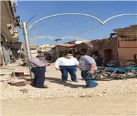 محافظة الشرقية: إزالة الاشغالات والتعديات بمنطقة الكورنيش لإقامة ممشى سياحي
