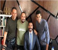 خالد سليم ونسرين طافش وكريم سرور في الشيخ زايد من أجل «أزمة قلبية»