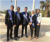 طالب «جامعة طنطا» يفوز بالمركز الأول بمسابقة «الطالب المثالي» علي مستوي الجامعات
