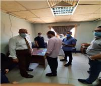 تكثيف لجان المرور على مستشفيات «الغربية» لمتابعة إجراءات مواجهة كورونا