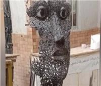 «وجه من حديد» يحصل على المركز الأول في مسابقة تجميل العاصمة الإدارية |فيديو
