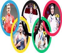 يوم حلو l إطلاق أسمائهم على الطرق الجديدة ..  هدية الرئيس لأبطالنا الأوليمبيين