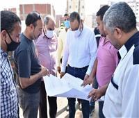 محافظ الشرقية يتابع تنفيذ المشروعات الخدمية وتذليل العقبات