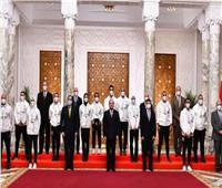 سيف عيسى: الرياضة المصرية تعيش أفضل فتراتها في ظل دعم الرئيس