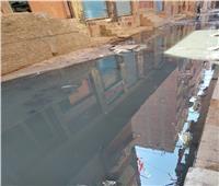 مياه الصرف الصحي تغزو منازل سكان منطقة 6 أكتوبر ببولاق الدكرور