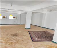 أهالي قرية بالغربية يطالبون بفرش مسجد بعد تجديده بالجهود الذاتية