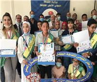 القومي لثقافة الطفل يقيم حفل توزيع جوائز مسابقة «المخترع الصغير»
