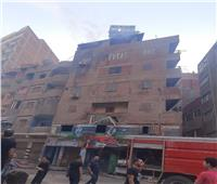 السيطرة على حريق شقة سكنية بشبرا الخيمة في القليوبية