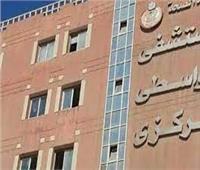 إصابة 14 شخص في حادث تصادم على الطريق الصحراوي الغربي ببني سويف