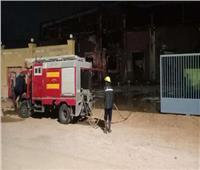 السيطرة على حريق شب داخل عقار سكني في شبرا