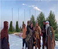 عناصر طالبان تلتقط «السيلفي» بقلعة باجمان هي..  فيديو