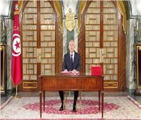 قيس سعيد: هناك أطرافًا سياسية مرجعيتها الإسلام تسعي لقلب تونس واغتيالي| فيديو