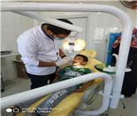 قافلة طبية بقرية سامول في الغربية ضمن مبادرة «حياة كريمة»