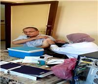 «صحة الغربية»: تطعيم العاملين في المصانع والجهات الحكومية بلقاح كورونا