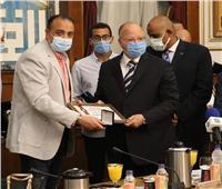 محافظ القاهرة يكرم أبناء العاصمة أبطال أولمبياد طوكيو ٢٠٢٠