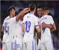 الشوط الأول.. ريال مدريد يتقدم على ليفانتي بهدف «بيل»