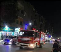 حريق في شقة سكنية بالجيزة بسبب «الألعاب النارية»