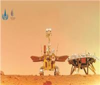 مركبة تشو رونج الفضائية الصينية تكمل بنجاح مهمتها الاستكشافية