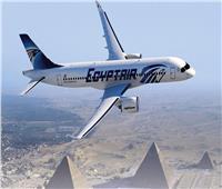 اليوم مصر للطيران تسير 74 رحلة جوية لنقل 8581 راكبا