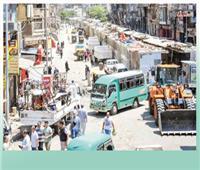 الإسكندرية تواجه أخطبوط الأسواق العشوائية بحزم