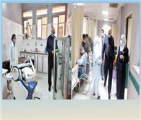 محافظ القليوبية: حققنا طفرة طبية بمستشفيات التأمين الصحي