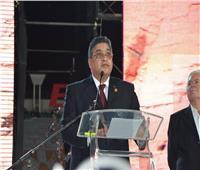 الرئيس الإقليمي لـ «دورة الجمباز» يدعو برامج المنطقة لزيادة الرياضات المعتمدة