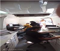 إقبال علي «سيارات الصحة المتنقلة» بالغربية للتطعيم ضد كورونا