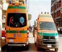 إصابة 6 أشخاص في حادث تصادم بالطريق الدائري بالسلام