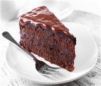 طريقة عمل كيك الشوكولاتة بالكريمة
