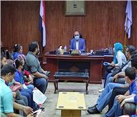 وكيلالشباب بالغربية يكرم الفائزين بمسابقة الحلم المصري لذوي القدرات والهمم