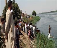 انتشال جثة طالب بعد غرقه في النيل بنجع حمادي