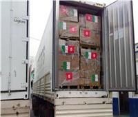الجزائر ترسل شحنة مساعدات طبية إلى تونس