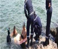 غرق شاب أثناء استقلاله الأتوبيس النهري بإمبابة