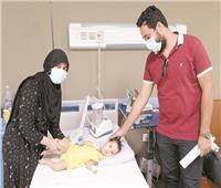 حقنة الحيـاة   «تراجعنا عن الهجرة».. علاج نادين يلغى رحيل والديها «الطبيبين»