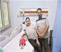 حقنة الحياة  مريم توفيت بالمرض والمبادرة تنقذ شقيقها