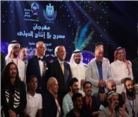 تكريم أشرف زكي في مهرجان «مسرح بلا إنتاج» بالإسكندرية