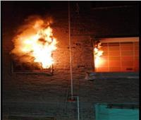 السيطرة على حريق شقة سكنية بالطالبية دون إصابات