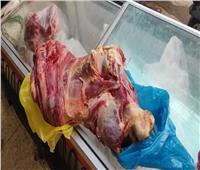 ضبط 126 كيلو دواجن ولحوم فاسدة في أسواق الغربية