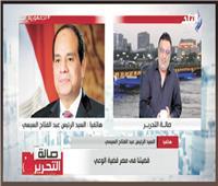 بعد مداخلة الرئيس السيسي.. فنانون: الدراما الوطنية «قوة مصر الناعمة»