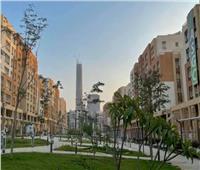 أحدث صور للواجهة الزجاجية لـ«البرج الأيقوني» بالعاصمة الإدارية الجديدة